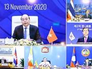 ASEAN 2020: le 2e Sommet Mékong - République de Corée