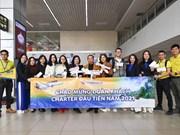 Premier vol effectué par Vietravel Airlines