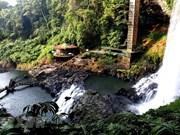 Dambri, une cascade légendaire