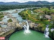 Dak Nông, lieu paradisiaque de roches et d'eau