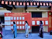 Les Vietnamiens votent pour les 15es législatives