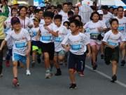 Plus de 9.000 coureurs au marathon de Ho Chi Minh-Ville 2019  