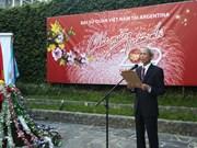 La diaspora vietnamienne en Argentine célèbre le Têt