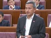 Singapour affirme sa volonté de régler ses différends avec la Malaisie