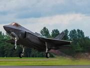 Singapour choisit l'avion de chasse américain F-35 pour remplacer sa vieille flotte