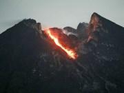 L'Indonésie met en garde contre l'éruption du mont Merapi