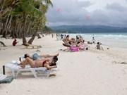 Philippines : record de l'affluence touristique malgré la fermeture de Boracay