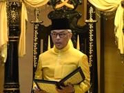 Malaisie : élection du roi et du roi adjoint