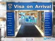 La Thaïlande va lancer un nouveau service de visa électronique à l'arrivée
