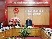 Le comité de travail mixte Vietnam-Chine se réunira à Lang Son
