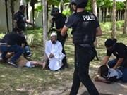 La Malaisie arrête neuf terroristes présumés