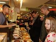 Fête de la gastronomie de rue du Vietnam à Moscou