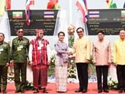 Le 2e pont d'amitié entre la Thaïlande et le Myanmar ouvert au trafic