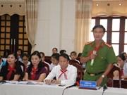 Forum « Députés de l'Assemblée nationale et les enfants » à Quang Tri