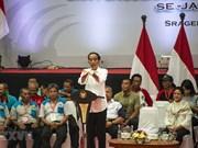Le président indonésien appelle la population à s'unir