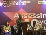 L'ASEAN renforce la coopération dans le domaine des droits de l'homme
