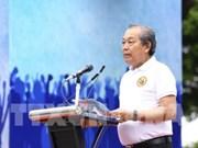 """Le Vietnam lance la campagne """"Pas d'alcool au volant"""""""
