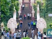 Cambodge : forte hausse des touristes chinois au premier trimestre