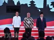 Indonésie : Joko Widodo élu président pour un second mandat
