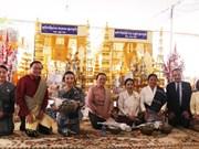 Le Vietnam au 110e anniversaire du feu président laotien Suphanouvong