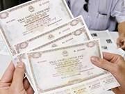 Obligations gouvernementales : 2.000 milliards de dongs mobilisés
