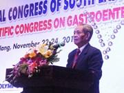 Deux congrès médicaux sur la gastro-entérologie à Da Nang
