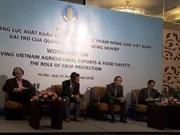 Exportations de produits agricoles: le Vietnam au 15ème rang mondial