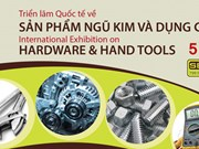 Ouverture de l'exposition internationale Vietnam Hardware & Hand Tools Expo 2018