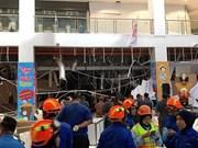 Malaisie : trois morts dans une explosion à Kuching