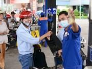 Troisième baisse consécutive des prix des carburants