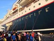 Le bateau de la jeunesse ASEAN-Japon 2018 part pour le Japon