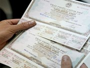 Obligation gouvernementales : 7.230 milliards de dôngs mobilisés