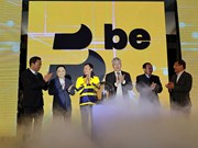 "Lancement de ""Be"" - une application de service de transport 100% vietnamienne"