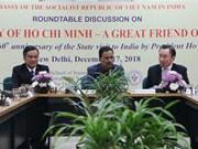 Table ronde sur le président Hô Chi Minh en Inde