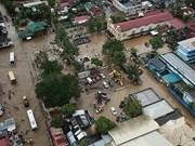 Messages de condoléances aux Philippines pour les pertes subies par la tempête Usman