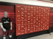 Hojitsu coopère avec l'AC Milan pour établir l'Académie footballistique AC Milan Vietnam