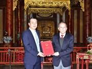 Thua Thiên-Huê approuve un projet de construction automobile