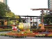 Ouverture de la rue florale Nguyên Huê 2019 à Ho Chi Minh-Ville