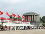 Têt du Cochon 2019 : plus de 47.000 visiteurs au mausolée de Hô Chi Minh