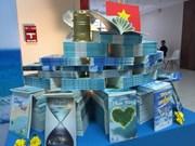 Présentation d'œuvres littéraires sur les mers et les îles du Vietnam 2019