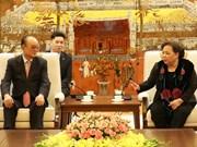 Hanoi promet de favoriser le projet d'hippodrome de Charmvit