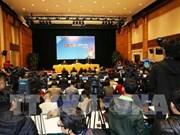 Conférence de presse internationale sur les préparatifs du 2e Sommet RPDC-Etats-Unis