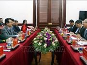 Expériences croisées entre les tribunaux vietnamiens et thaïlandais