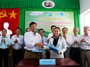 Vinh Long : Coopération dans l'exportation de mangues vers le marché américain