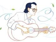 Le compositeur vietnamien Trinh Cong Son commémoré par Google