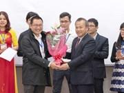 Création officielle de l'Association des Vietnamiens à Aichi (Japon)