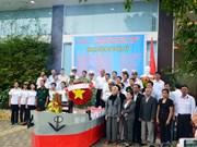 Da Nang : Hommage aux soldats tombés à Gac Ma