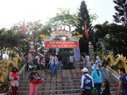 Ba Ria-Vung Tau : Le festival de Dinh Co accueille des dizaines de milliers de touristes
