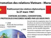 Promotion des relations Vietnam - Maroc