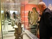 Des antiquités vietnamiennes exposées en République de Corée